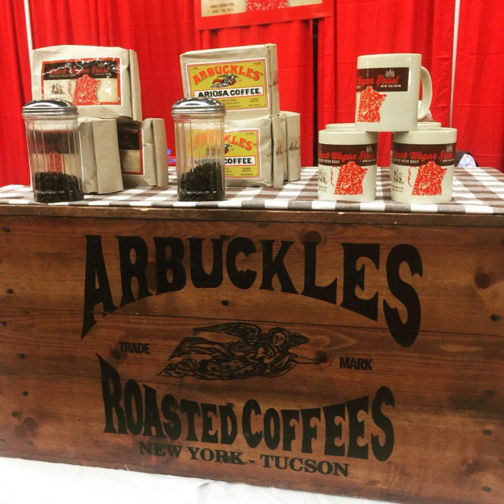 Arbuckle: The Original Cowboy Coffee | Natalie Bright - Author